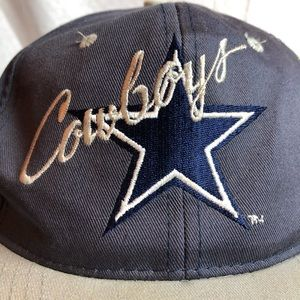 NFL Accessories - '90s Cowboys SnapBack